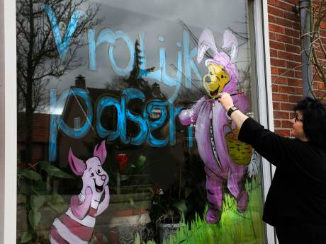 Mis jij iemand tijdens Pasen? Doe ze de paasgroeten!