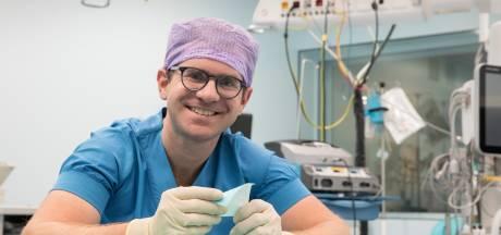 Neurochirurg: 'pleister kan hersenvliesontsteking voorkomen'
