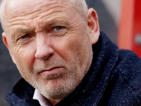 GA Eagles-trainer De Gier: 'Slechtste wedstrijd van het seizoen'