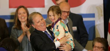 Democraat Jones wint in Alabama van omstreden Republikein Moore