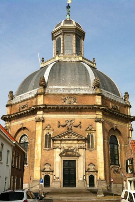 Middelburgse Oostkerk is gered