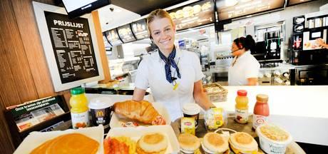 Hogere omzet McDonald's door vroeg ontbijt en late snack