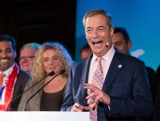 Nigel Farage wil zich kandidaat stellen voor het Britse parlement