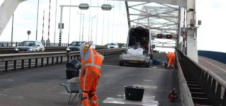 Grote ergernis onder weggebruikers om gebrekkige info over afsluiting A27