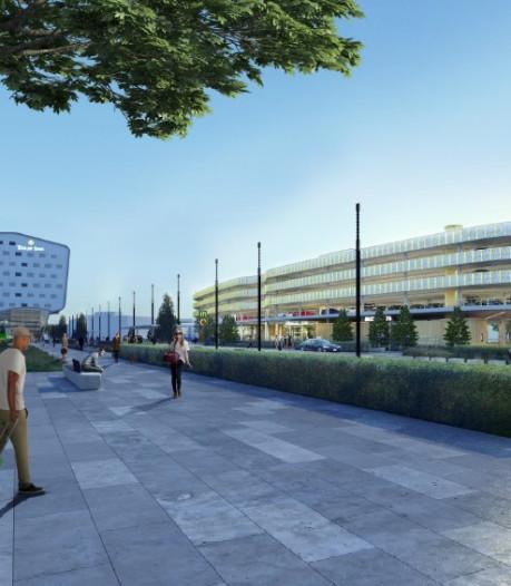 Aanleg Eindhoven Airport Boulevard in volle gang