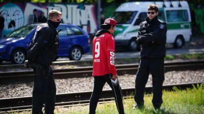 Politie moet ingrijpen voor Union-Bayern: twintigtal fans troepen samen aan stadion in Berlijn
