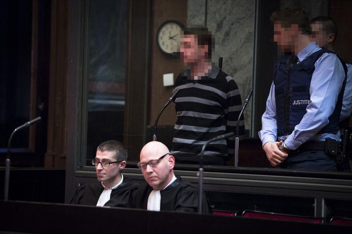 Didier Durin avait été condamné en mars 2015 à la perpétuité pour la torture, le viol et le meurtre d'Albina Van Vijnckt, 78 ans.