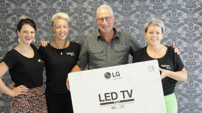 Patrick Dekeyzer wint (opnieuw) tv bij Kappers & Co
