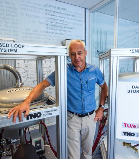 Met Eindhovense warmtebatterij kan gezin twee weken douchen en verwarmen