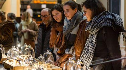 Belgische handtassen, juwelen en kledij op Lokaal Boetiek in De Gendarmerie