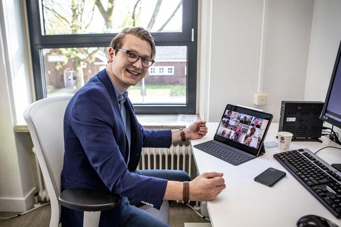 Wethouder van Losser Jaimi van Essen.