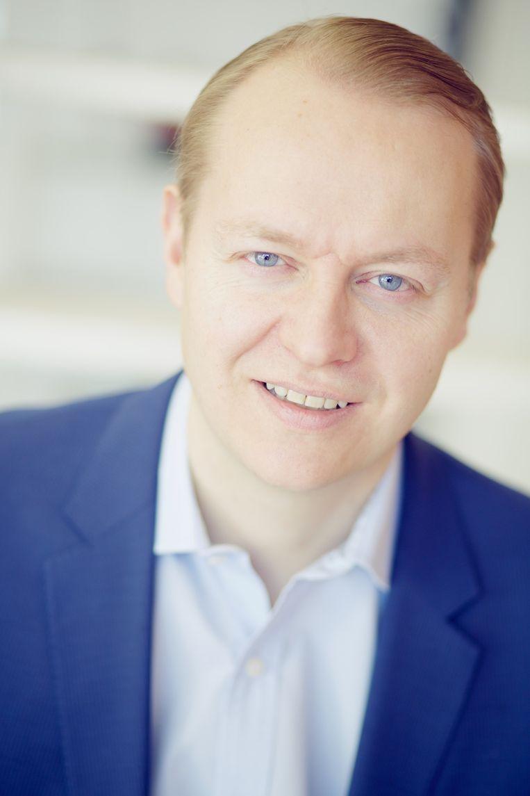 Roland Palmer, oud-topman van Blokker Holding, gaat het Alibabakantoor in Amsterdam leiden en treedt ook toe tot de Europese directie van het Chinese concern Beeld Het Parool