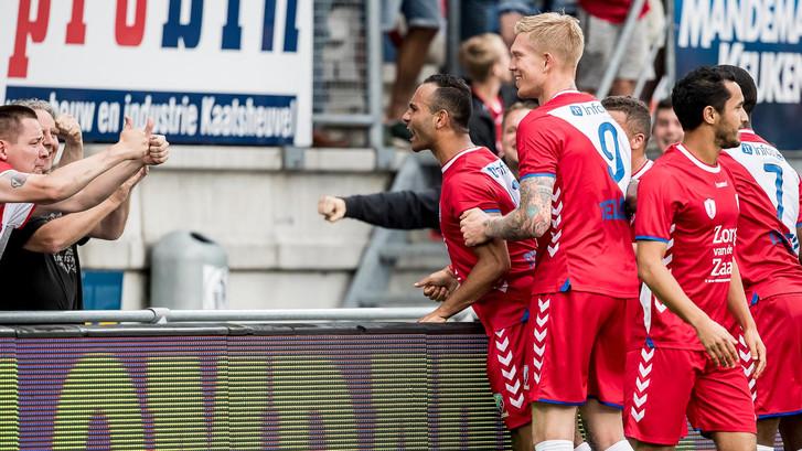Wereldgoals helpen FC Utrecht voorbij Valletta
