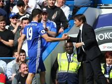 Costa voelt zich 'als een crimineel' behandeld door Chelsea