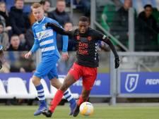 Bazoer tekent driejarig contract bij Vitesse