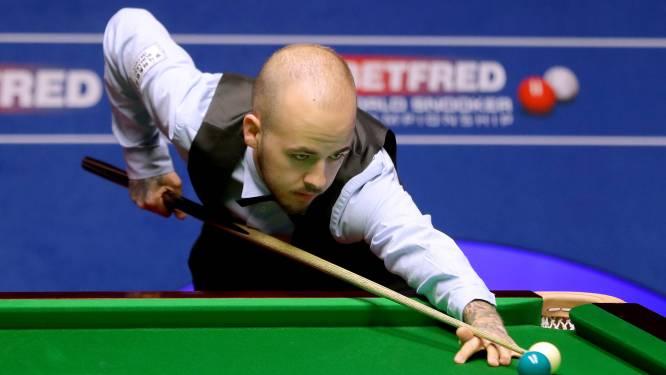 Brecel laat 2-5 voorsprong uit handen glippen op UK Championship snooker