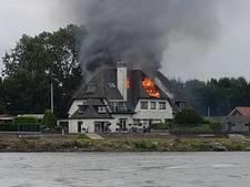 Nieuwe klap na brand Rijksstraatweg: nota 10 mille