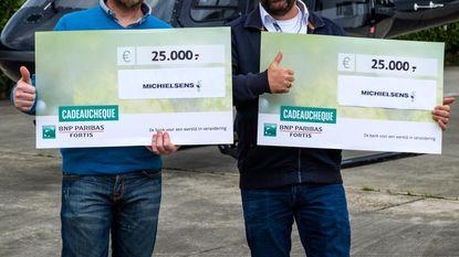 Bedankt voor de tip: truckers krijgen elk 25.000 euro