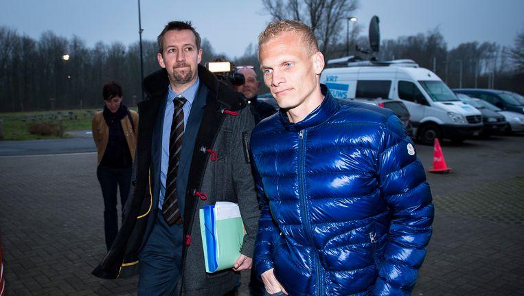 Karel Geraerts wordt vrijgesproken