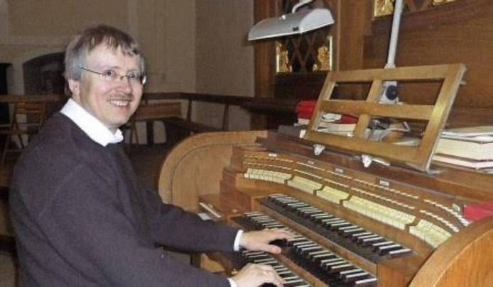 Organist Wolfgang Zerer is internationaal bekend van zijn concerten, waarvoor hij voor de tweede keer naar Kampen komt.