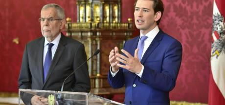 Oostenrijkse premier is strapatsen FPÖ echt zat: in september verkiezingen