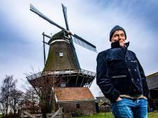 Monumentale molen De Vlijt pronkt weer in het Sallandse landschap: 'Oude elementen zijn er om bewaard te blijven'