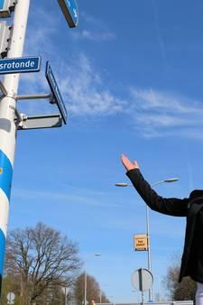 Rotonde in Oldenzaal voor Olympisch kampioene Sanne Wevers