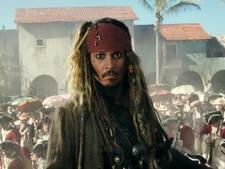 Jack Sparrow én Johnny Depp zijn helemaal terug