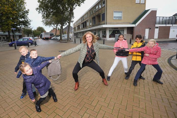 Cindy Roeling is directeur van de Aventurijn en Het Kompas in Maasdijk