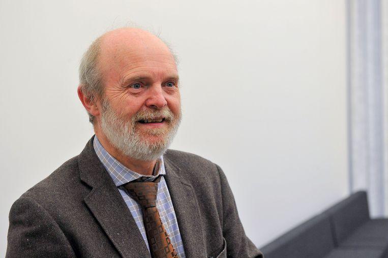 Voormalig directeur van de Bijzondere Belastinginspectie (BBI) Karel Anthonissen.