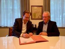 Hilvarenbeek stemt toch in met bomenkap voor reconstructie N395 bij Diessen