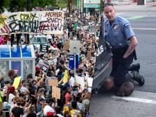 Quatre licenciements après une interpellation fatale, nouvelles accusations de racisme envers la police