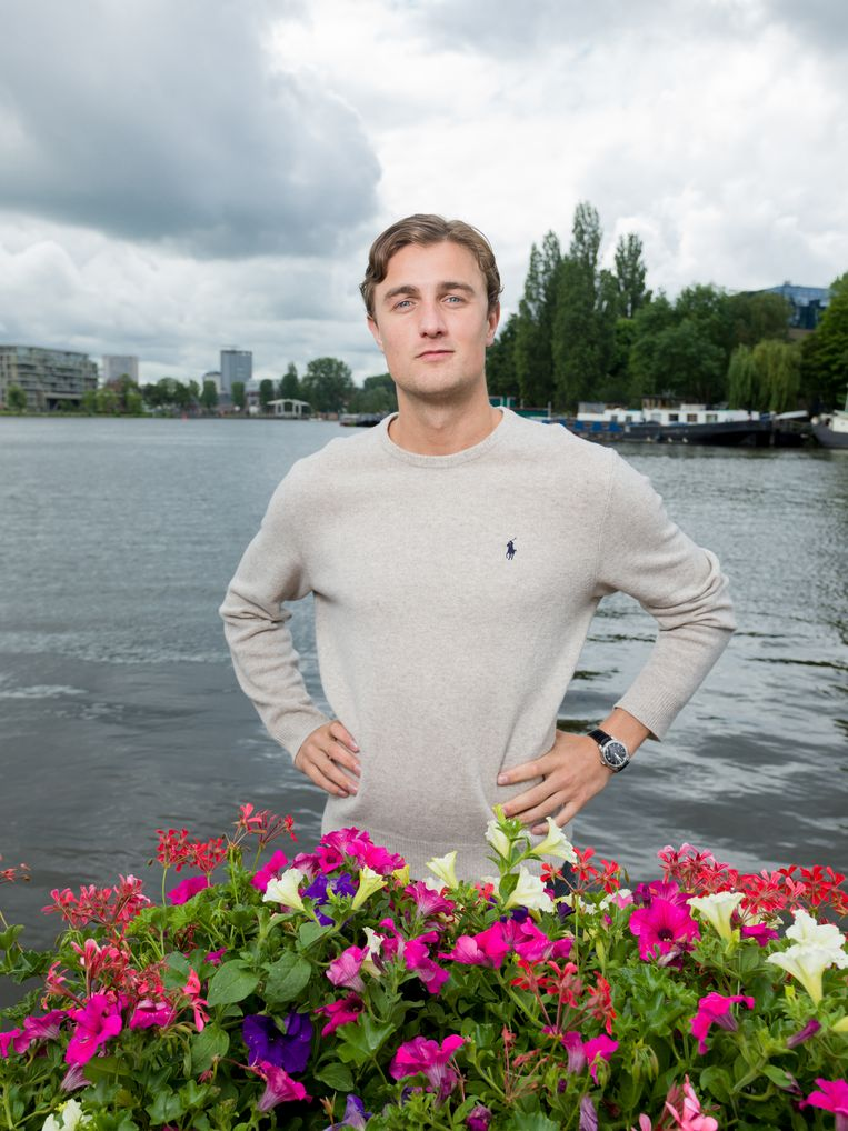 Maarten de Lange. Beeld Ivo van der Bent
