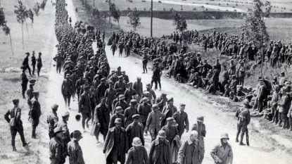 """Exact 100 jaar geleden keerden kansen definitief in nadeel Duitsers: """"Heren, het ogenblik is gekomen om tot aanval over te gaan"""""""