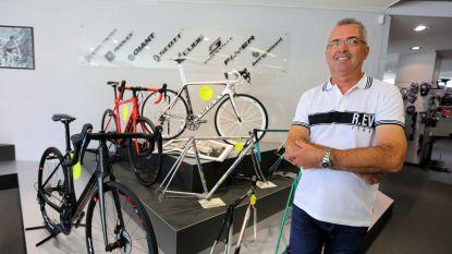 """Fietsenmaker van Eddy Merckx met pensioen: """"Meer tijd om voor Remco Evenepoel te supporteren"""""""