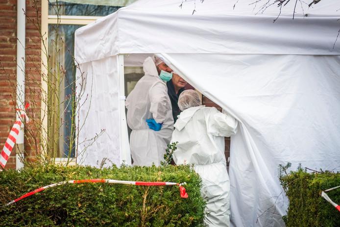 Onderzoek naar dode vrouw in woning Eindhoven