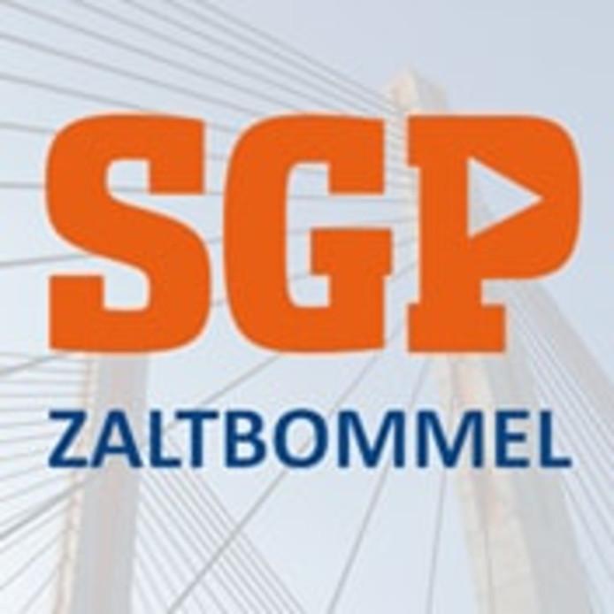 'Omdat u goed groenbeheer belangrijker vindt dan theatervoorstellingen' van de SGP in Zaltbommel is als zesde geëindigd bij de verkiezing van slechtste politieke slogan van 2018.