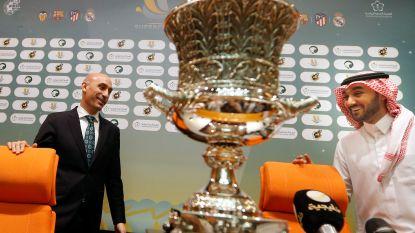 Vetpot voor Spaanse bond, maar Valencia en Spaanse fans misnoegd: nieuwe 'Supercopa' in Saoedi-Arabië zorgt voor ophef