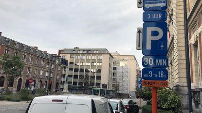 Kwartier langer parkeren op Shop&Go-plaatsen