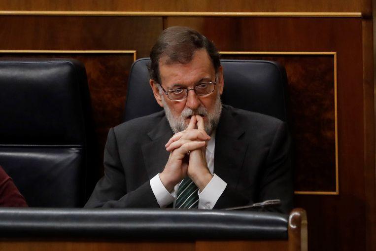 Spaans premier Rajoy.