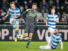 De Graafschap blameert zich tegen Jong PSV