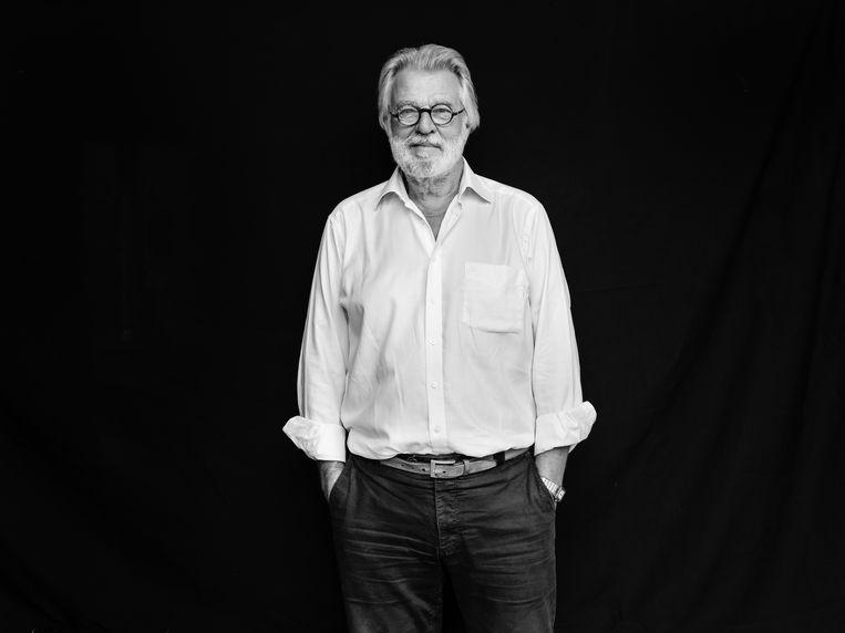 Jeroen Krabbé Beeld Frank Ruiter
