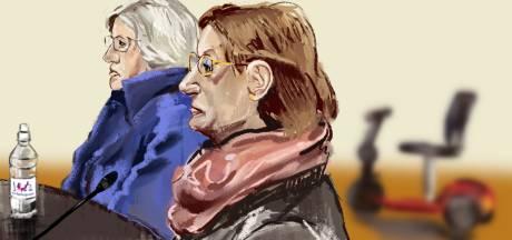 Bejaarde zussen hangt jaar cel boven hoofd na poging om zedenslachtoffer van hun broertje om te kopen