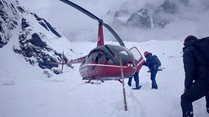 Zoektocht naar zeven vermiste bergbeklimmers in Himalaya stopgezet