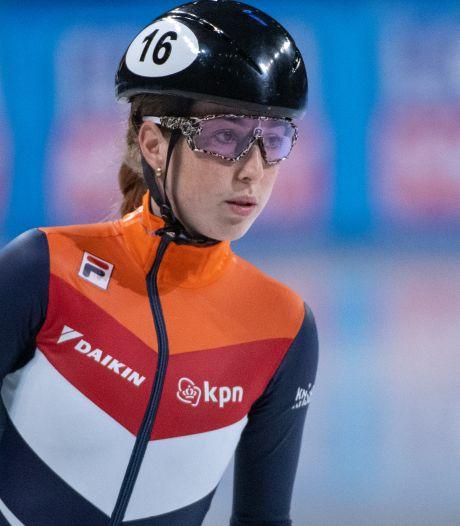 Toestand shorttrackster Van Ruijven blijft kritiek