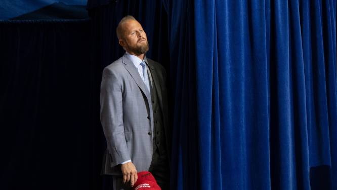 Deze 'macho' moet Trump in 2020 weer president maken. Wie is Brad Parscale?