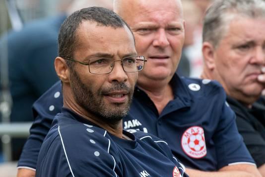 MASV-trainer Roberto Straal.