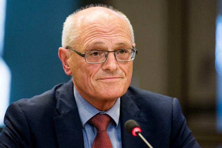 Gerard Sanderink . Beeld Freek van den Bergh / de Volkskrant