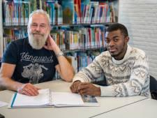 Gerrit en Jerome: meer dan taalmaatjes