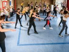 Dansshow St. Antonius Abt: dansen voor eenheid